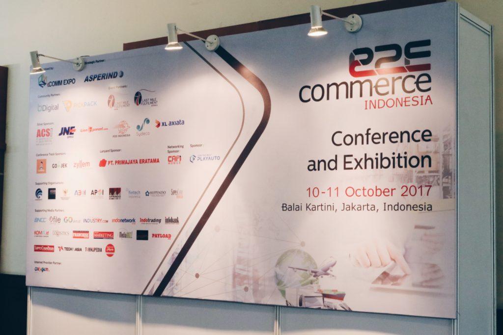 e2eCommerce Indonesia 2017